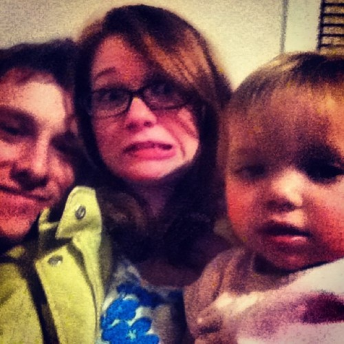 My two favorites. :) #family #picture #littlesister #autumn @jacketsvalue #love