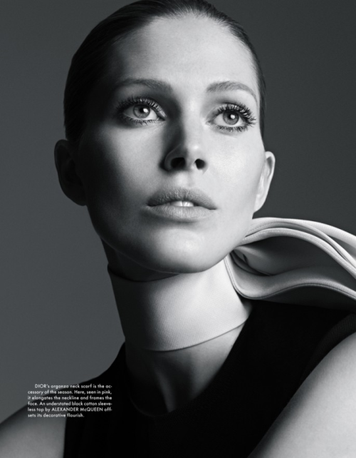 philoclea:  Iselin Steiro by Karim Sadli for The Gentlewoman, Spring 2013