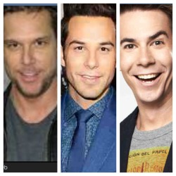 nouveaudalliance:  Dane Cook and Jerry Trainor have a child and his name is Skylar Astin.