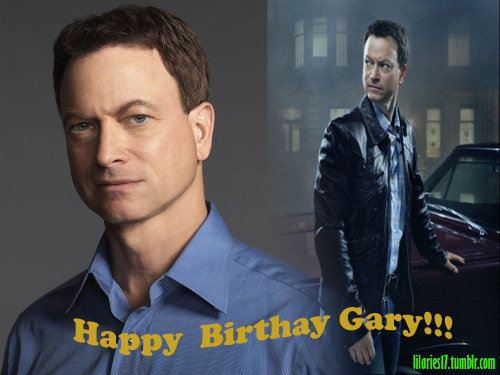 lilaries17:  My 2,500 post is in honor of Gary Sinise's 58th birthday…Happy Birthday Gary!