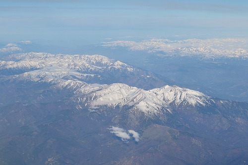 Pyrenees mountain