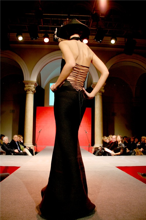 Fashion design by Gordana Zucic.