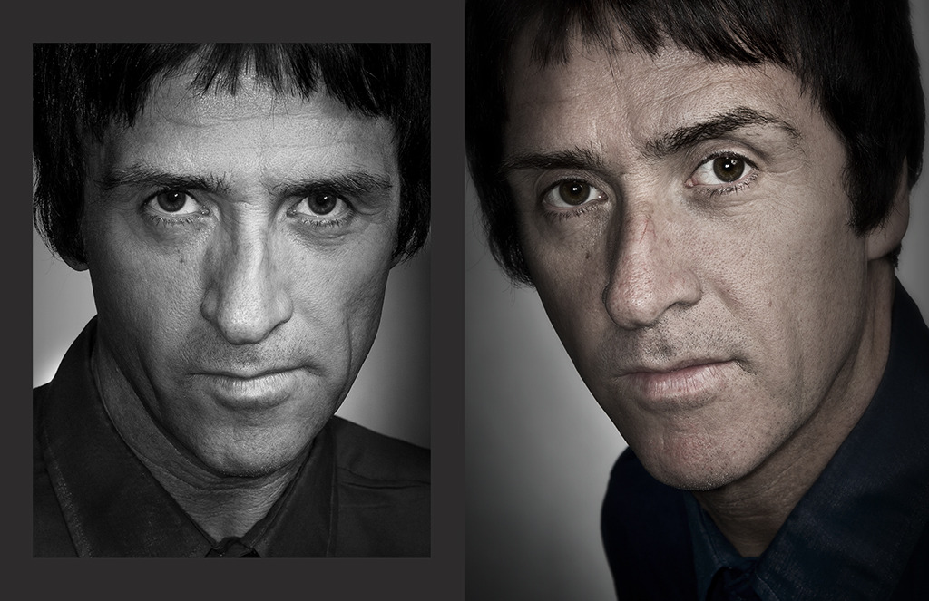 Another couple of shots of  @Johnny_Marr from his appearance on Late Night