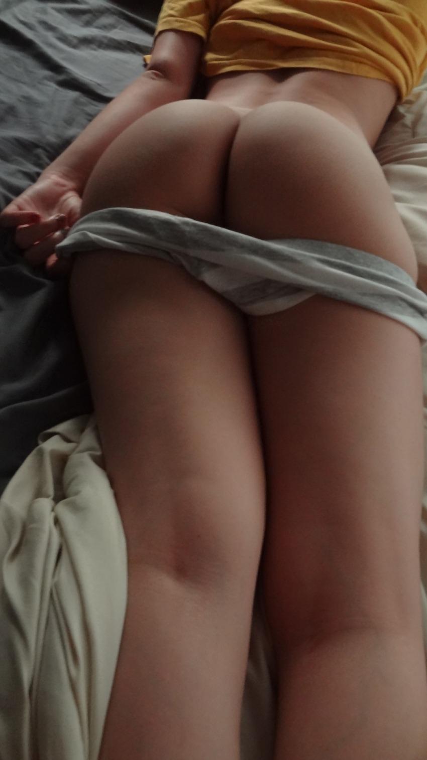 Asian girls taking off panties