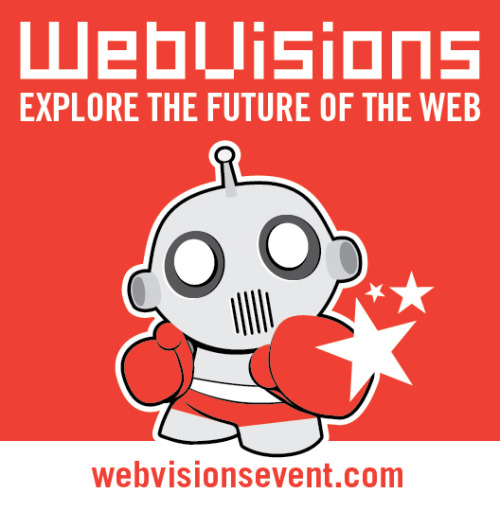 "WebVisions 2013 - Ground Zero for Dangerous Thinking Barcelona.IO Members Save 20% on WebVisions Conference  WHEN: June 27-29, 2013 WHERE: Centre de Cultura Contemporània de Barcelona (CCCB)  WebVisions (http://www.webvisionsevent.com/barcelona/) exposes designers, programmers and strategists to the new ideas and trends that are revolutionizing business and the world. Explore the future of web and mobile design, digital media, and technology with visionary speakers like Jason Kunesh (UX Director, Obama for America), Dave Shea (CSS Zen Garden), Carolyn Chandler (Manifest Digital), Vitaly Friedman (Smashing Magazine), Jason Ulaszek (UX for Good), Johanna Kollmann (Sidekick Studios) and more!  ""WebVisions is like the medium that spawned it: unique, personal, honest, emotional and eye-opening."" –Jeffrey Zeldman Use the promo code ""BCNIO"" to save 20% on event passes - Early Bird rates are extended to April 30th! Register online at http://wvbcn-2013.eventbrite.com/"