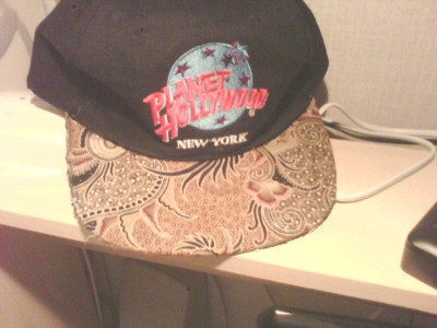 my own made custom snapback