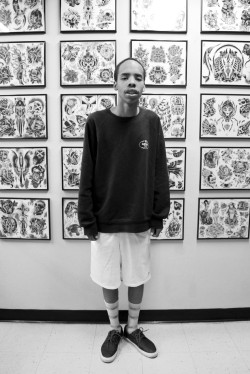 williamolguin:  Earl Sweatshirt by William Olguin