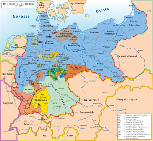 das deutsche kaiserreich the german empire aka imperial germany was the historical german nation state that existed from the unification of germany in