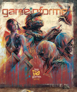 Game Informer by www.samspratt.com