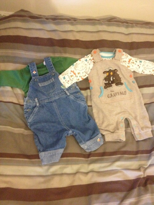 My two favourite outfits for Jonah! So cute!