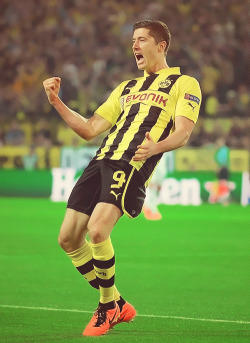 Man of the Match  Lewandowski.