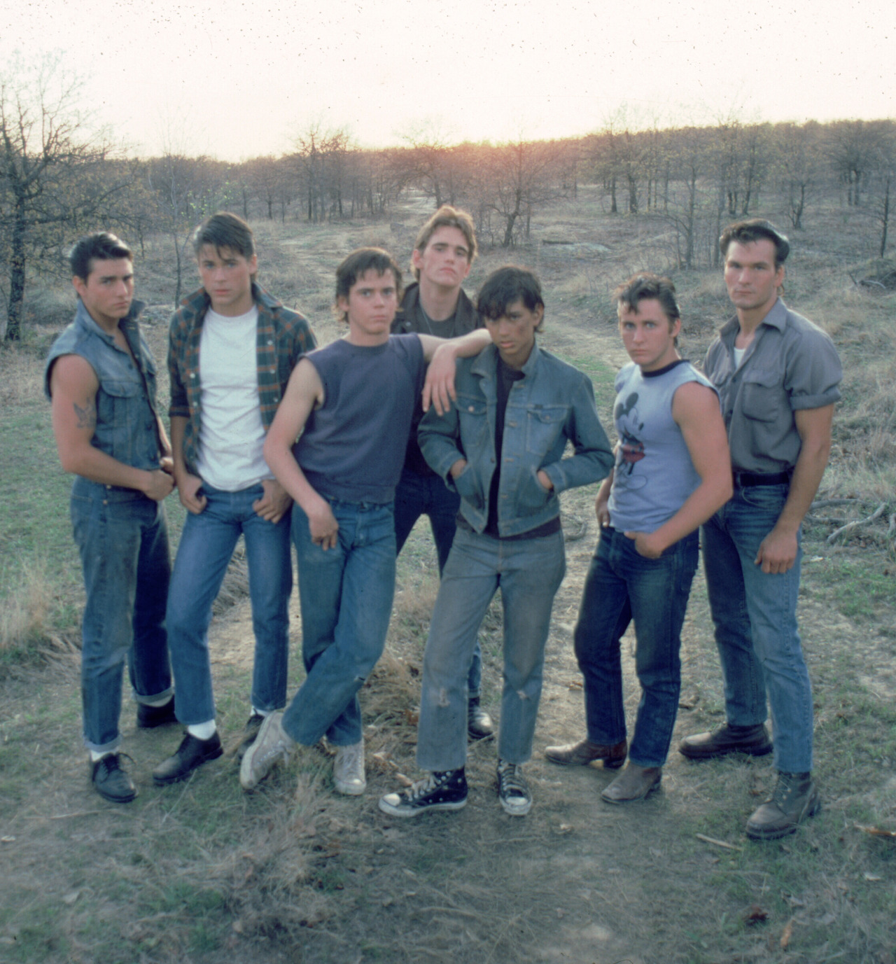 suicideblonde:  The Outsiders