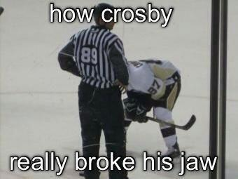 smokeweedgethigh247:  lmfao good job crosby
