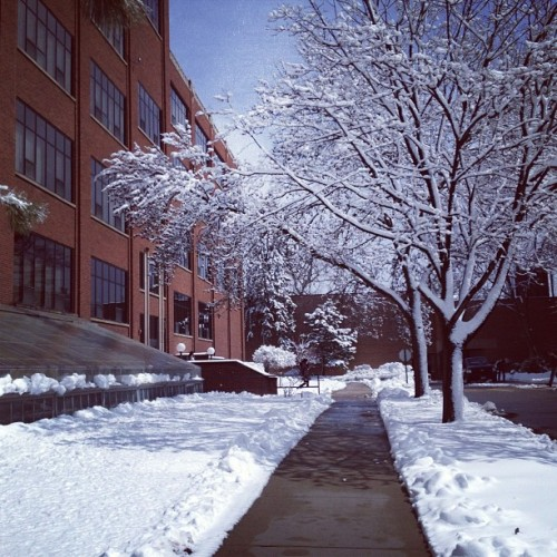 #aprilinminnesota (at St Catherine University)