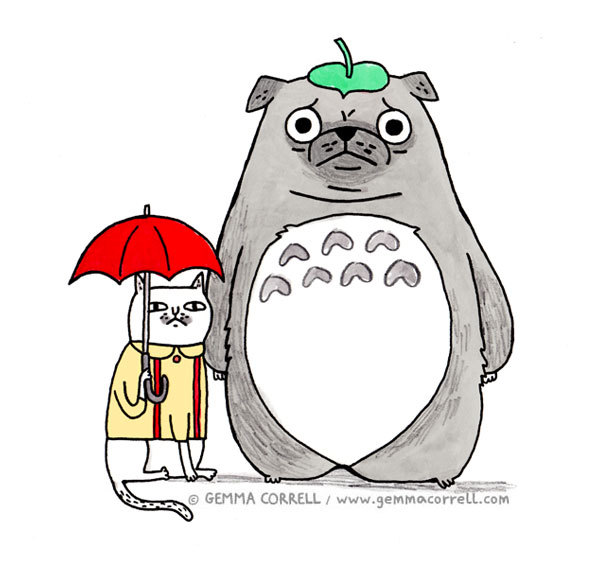Illustration by ©gemma correll