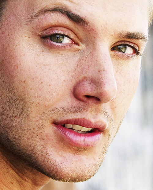 earthtolaney:  eyeslikesparklyanime:  nikaalexandra:  so i googled 'jensen ackles freckles' and i'm pretty sure this picture made me pregnant   #i was looking for answers and i accidentally found god whoops  #i have seen the light and it is jensen ackles