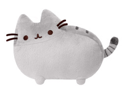 laughingsquid:  Pusheen the Cat Plush Toys