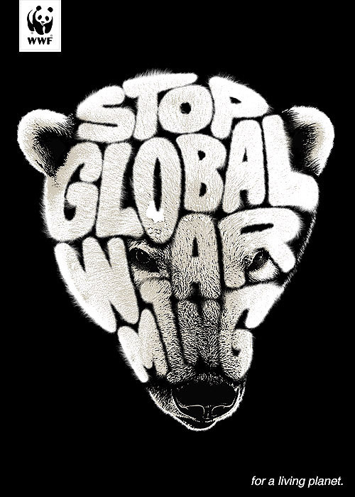 STOP GLOBAL WARMING      tee design still up for scoring @ threadless for WWF tee design challenge. need your score & comments to get this printed. thanks for the support. :) score '5' here: http://beta.threadless.com/wwf/stop-global-warming/
