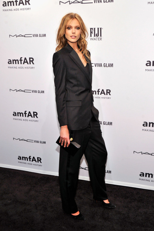 amfAR New York Gala to kick off Fall 2013 Fashion Week at Cipriani Wall Street on February 6, 2013 in New York City.
