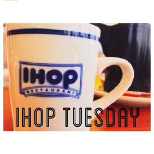 Regram from @dioracuzar  (at IHOP)