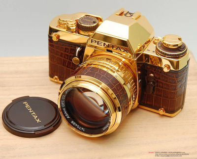 "carolineam:  1981 limited ""LX Gold""  damn!!! What a treasure! I'd go broke on this one!"