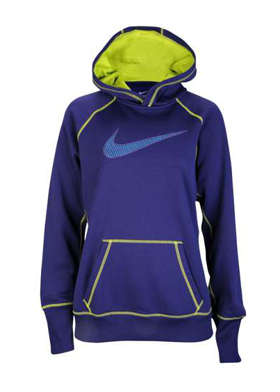 Nike All Time Swoosh Out Hoodie. Purchase at Footlocker for $55.
