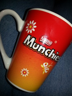 Munchies cup yay:)