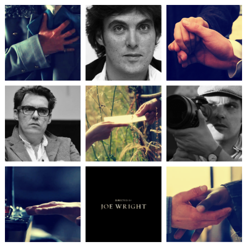 movie meme | two directors [1/2]  ↳ Joe Wright - Anna Karenina, Pride & Prejudice, Atonement, Hanna, The Soloist