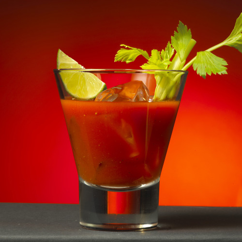 Um Bloody Mary por favor…