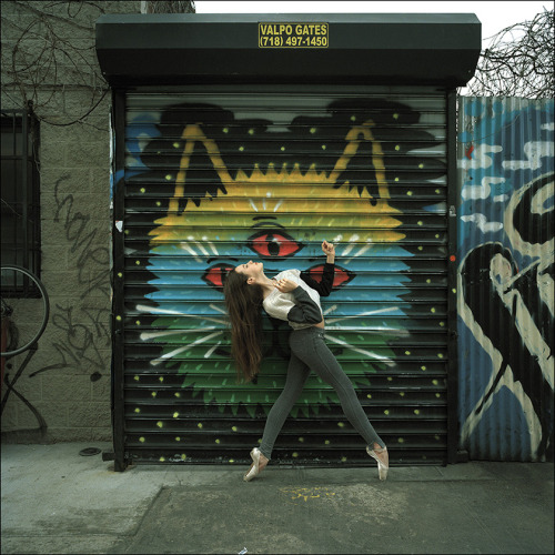 Hanna - Bushwick, Brooklyn Help support the Ballerina Project and subscribe to our new website  Follow the Ballerina Project on Facebook & Instagram For information on purchasing Ballerina Project limited edition prints.