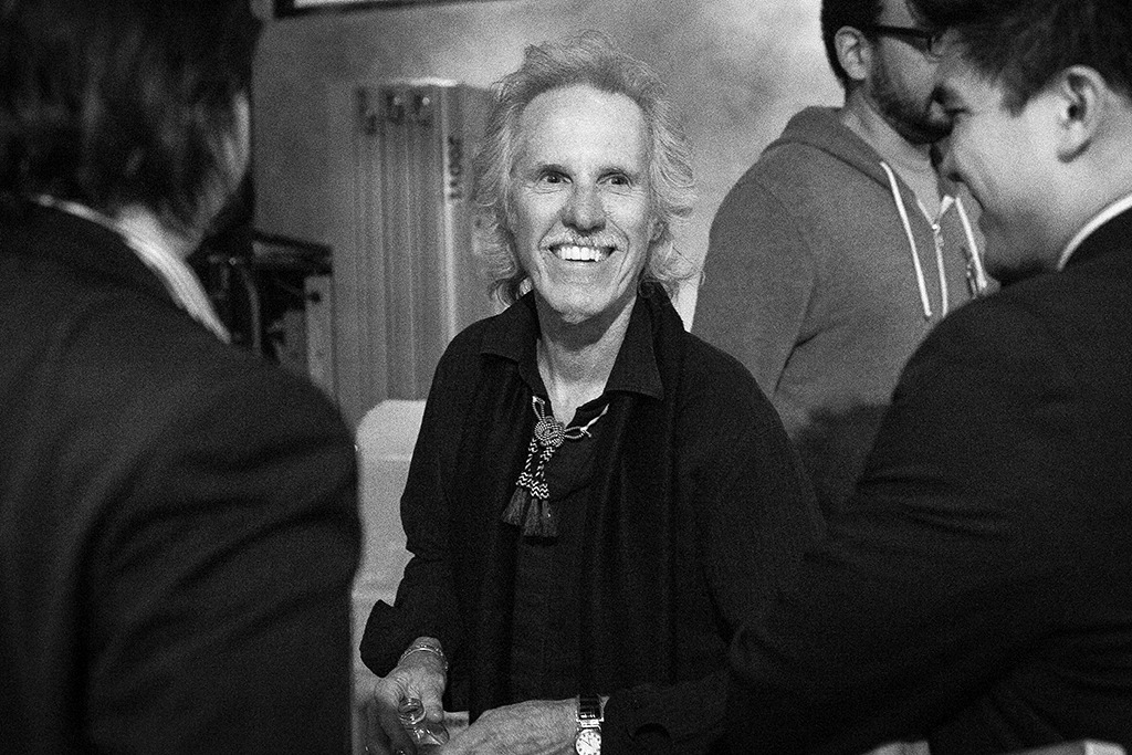 The Iconic @JohnDensmore