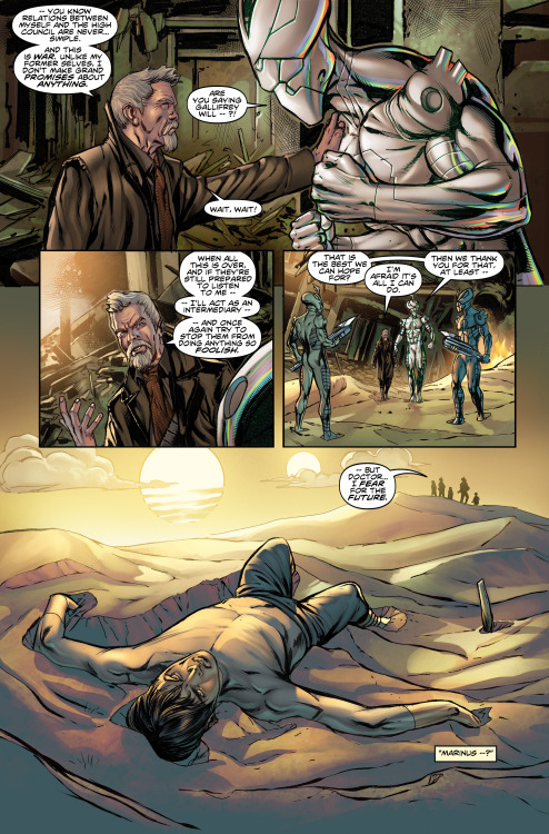 FOUR DOCTORS: SIX ART PAGES REVEALED! The 5-part weekly series is penned by Paul Cornell (Wolverine) and illustrated by Neil Edwards!The weekly event, running through August and September 2015​ ​features the Tenth, Eleventh and Twelfth Doctors and their comics companions! This epic event is the thrilling next chapter in Titan Comics' bombastic Doctor Who publishing saga! The first issue hits comic stores on Wednesday August 12, supported by the global Doctor Who Comics Day on Saturday August 15​!​Writer Paul Cornell has penned classic episodes from the Doctor Who TV series ('Father's Day', 'Human Nature/Family of Blood', both Hugo-nominated), classic Doctor Who novels, as well as successful comic book runs on titles such as Wolverine, Action Comics, Demon Knights, and Captain Britain and MI:13.  The event follows straight on from the issue #15 conclusions of Year One, with the second years of the Tenth, Eleventh and Twelfth Doctors beginning after the event's blistering finale!Four Doctors, three companions, one action-packed mystery!Order now from your local comic book store! Visit Comic Shop Locator to find your local store​!