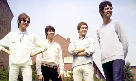 The Small Faces, the quintessentially 60s' Mod band. Photograph: Petra Niemeier - K&K/Redferns