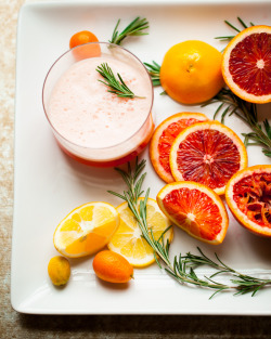 neekaisweird:  Blood Orange Negroni