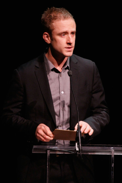 BF was a presenter at the Lucille Lortel Awards on May 5. The awards honor excellence in Off-Broadway theater.