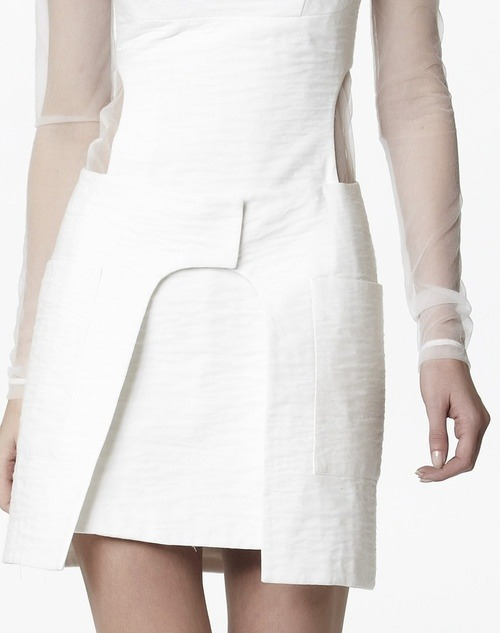 edge-to-edge:  Jeremy Laing S/S 2013