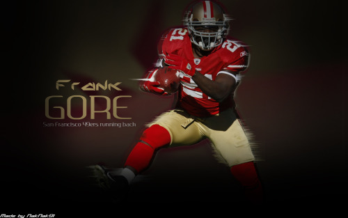 @ProCanes Wallpaper of the Day: Frank Gore