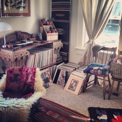 blueamericavintage:  Can I have this whole room!