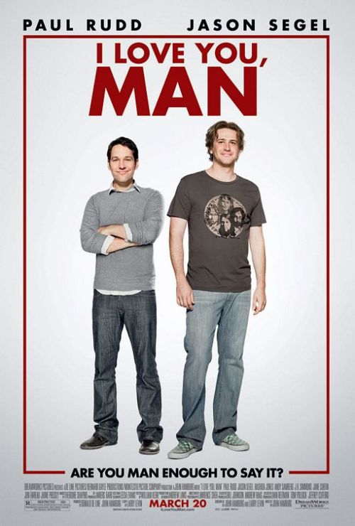 283. I Love You, Man (2009) - John Hamburg