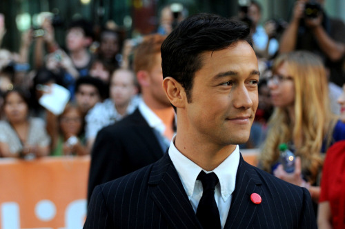 the-joseph-gordon-levitt:  TIFF 2012