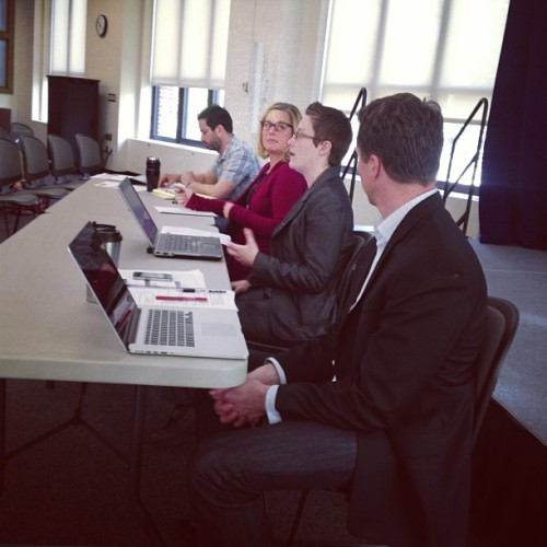 Killer @umttc email panel. #uminstagood (at Harlan Hatcher Graduate Library)