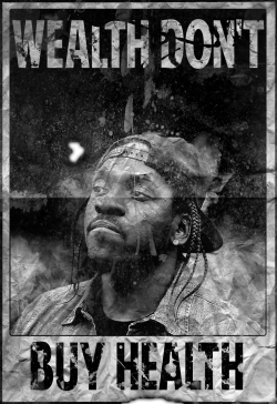 jsrcklss:  PUSHA T Old Poster by JSRCKLSS