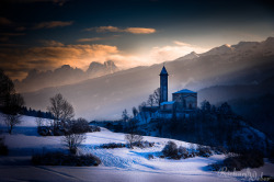 romeobellon:  Castello di Fiemme - Richard Weber Ph.