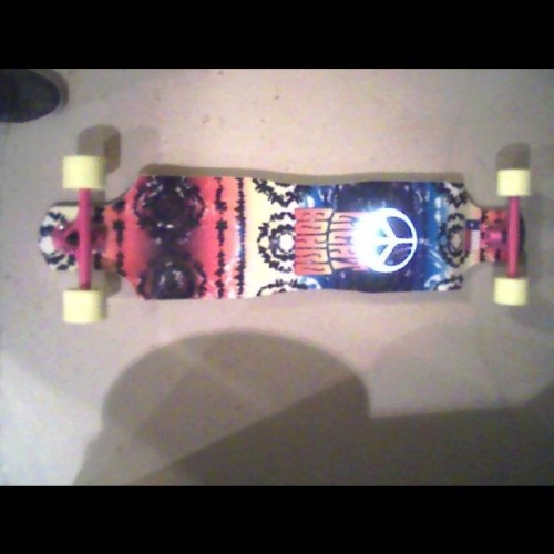 Love my baby #dropdeck #lightbohrd #peacesign