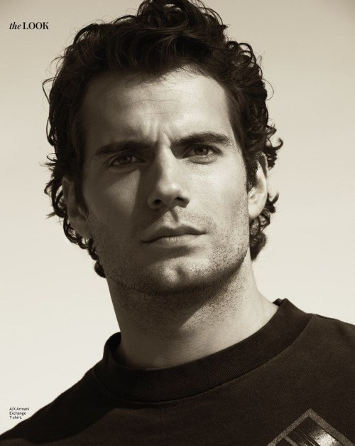 Henry Cavill by Mariano Vivanco