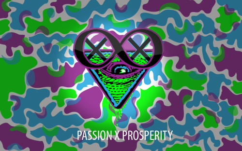"NEW: ""Passion & Prosperity Color Camo"""