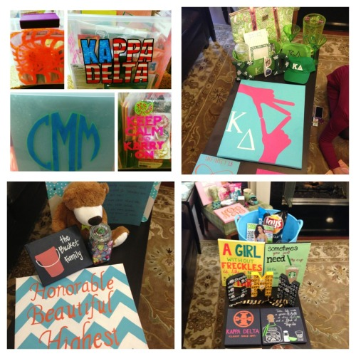 sororitysugar:  KΔ craft blast! ✿