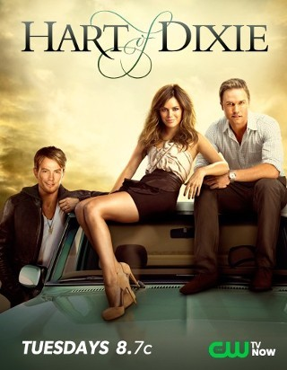 "I'm watching Hart of Dixie    ""1x22 Season Finale,""                      50 others are also watching.               Hart of Dixie on GetGlue.com"