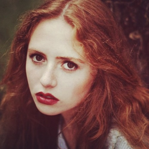 magdalinskaya:  #redhead #me #girl #lips #portrait #photoshoot #ukraine #instalike #instafollow #follow #followme