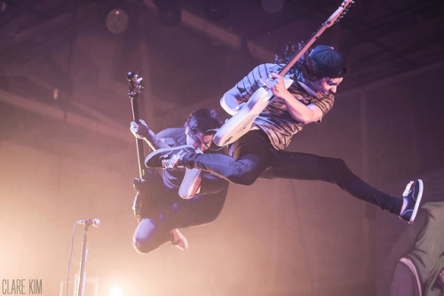 ineedtofindmywaybacktothestart:  Pierce the Veil by clarekim on Flickr.
